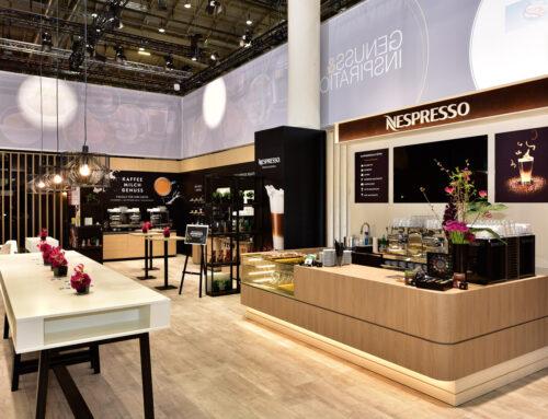 Nestlé Markenwelten auf der Internorga